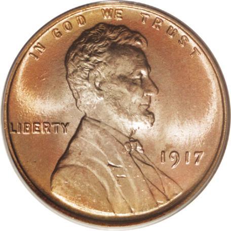 Coppercoins: 1917P-1DO-001