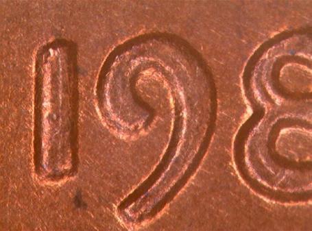 1980 Doubled Die Obverse 1
